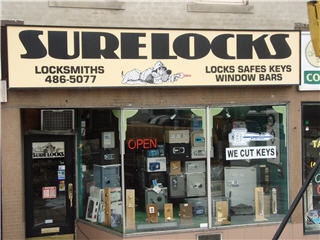 Sure Locks Inc.